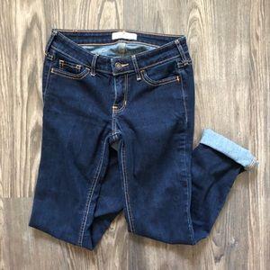 Hollister Dark Wash Jean
